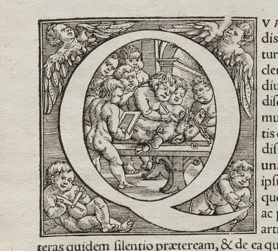 Vesalius:The Initial Q