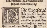 Froschauer 1527: King, 1527