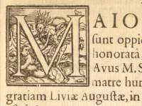 Douce2 1675: Suetonius M