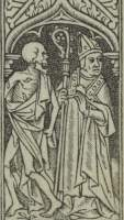 Simon Vostre 1498: Bishop