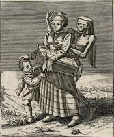 Chovin 1744: Mother and child