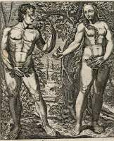 Chovin 1744: Adam and Eve
