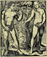 Stuckert 1858: Adam and Eve