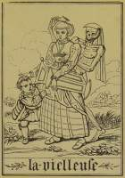 Curmer 1858: Mother