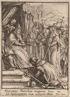 Hollar 1651: The Pope