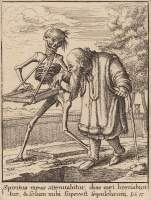 Hollar 1651: Old man