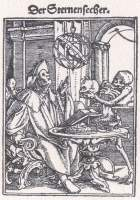 Holbein Proofs 1526: Astrologer