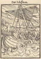 Holbein Proofs 1526: Sailor