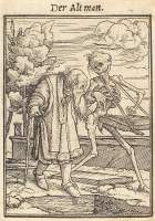Holbein Proofs 1526: Old man
