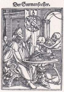 Holbein Proofs, Astrologer