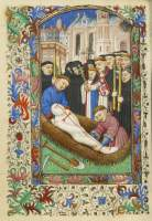 St. Innocents 1499: Burial