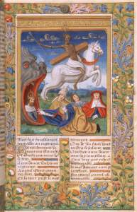 BNF 995, Pale horse