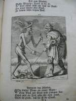 Chovin, Basel's dance of death
