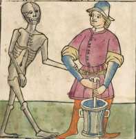 Heidelberg's Dance of Death, Apothecary