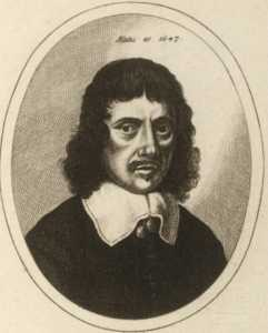 Portrait of Wenceslaus Hollar