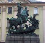 Saint George & the Dragon, K�pmanbrinken i Stockholm